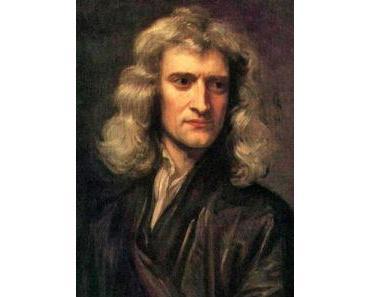 Isaac Newton Steckbrief