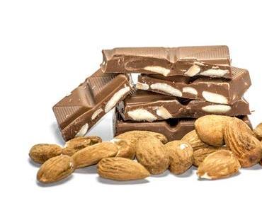 Tag der Mandel-Schokolade – der US-amerikanische National Chocolate with Almonds Day