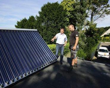 Podcast 59 über Erfahrungen aus dem Praxistest Solarthermie
