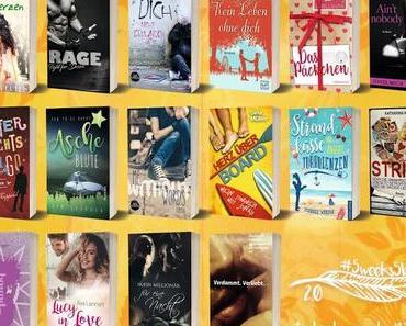 [Lesen] #5weeks5books - Ich bin dabei!