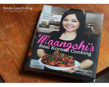 Buch: Maangchi's Real Korean Cooking, Authentic Dishes for the Home Cook