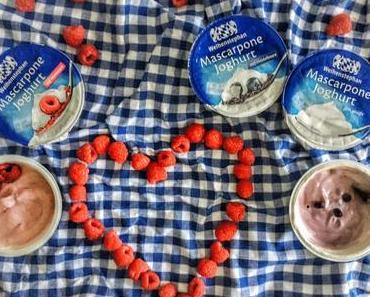 Neue Sorten Mascarpone Joghurt von Weihenstephan - + + + drei neue Sorten ++ Mascarpone Joghurt von Weihenstephan