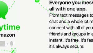 Amazon bringt Messenger Anytime