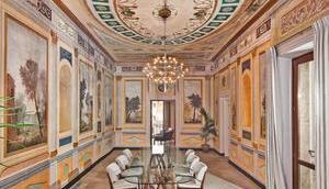 Mallorcas Granden Society Luxus Penthouse nahe Rathaus Palma
