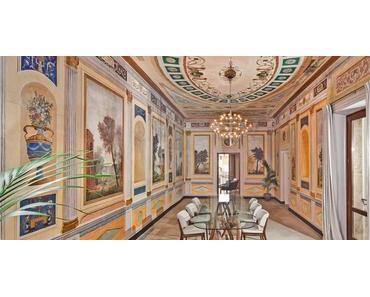 Mit Mallorcas Granden auf Du und Du – Society und Luxus mit Penthouse nahe dem Rathaus von Palma