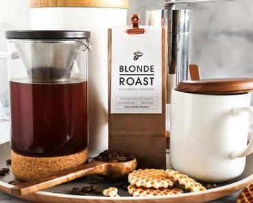 Sommerliche Cold Brew Coffee Ideen { Werbung für Tchibo }