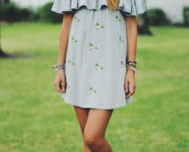 OOTD: Off Shoulder Dress