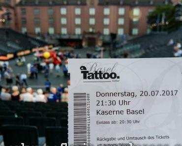 Wochenrückblick, die Highlights: Basel Tattoo und ZZ Top