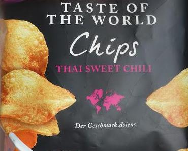 LIDL - Crusti Croc Taste of the World Chips Thai Sweet Chili