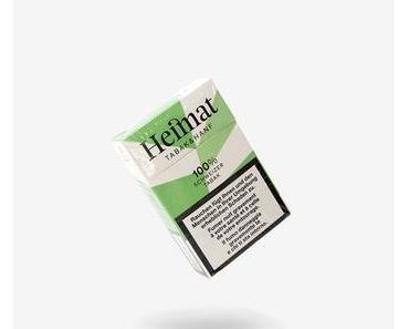 Tabak&Hanf die Cannabis-Zigarette