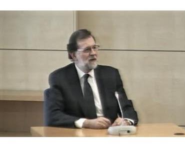 Wenn in Spanien ein Ministerpräsident vor Gericht erscheinen muss