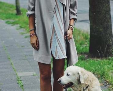 OOTD: Summer Dress + Trench