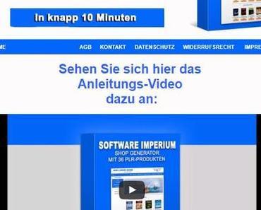 In 15 Minuten zum eigenen Software-imperium