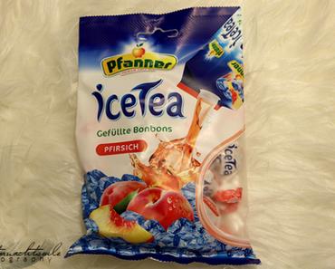 Testbericht | iceTea Bonbons Pfirsich