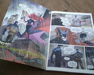 [Comic] Batman: Die Nacht der Monster-Menschen