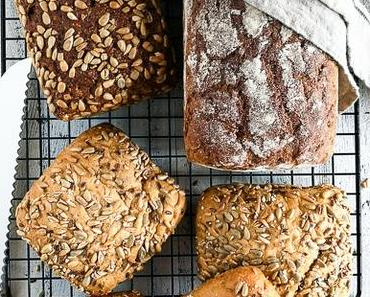 Ofenfrisches Brot & Brötchen, lecker belegt {Werbung}