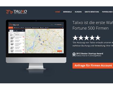 Die Deutsche Bahn beteiligt sich an Fahrdienst-Plattform Talixo