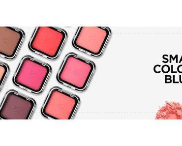 Neue Smart Colour Blush & Smart Essential Face Palette - Kiko
