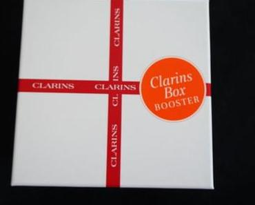 "Clarins Box "" Booster """