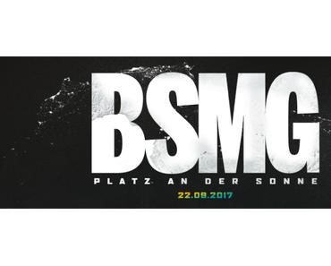 #BSMG (MEGALOH x Musa x Ghanaian Stallion) – #PlatzAnDerSonne AlbumTrailer (Video)