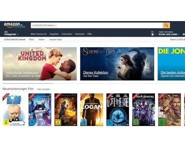 Amazon schließt virtuelle Videothek Lovefilm