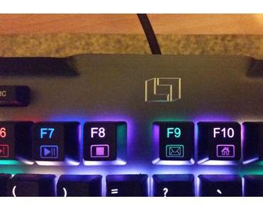 Testbericht: Lioncast LK300 RGB - Lets-Plays.de