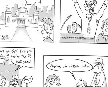 Terror - Der Krieg gegen die persönliche Freiheit - Comicserie Teil1