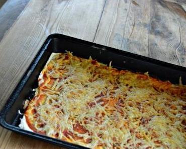 #Pizza -  °Rezept am Montag°