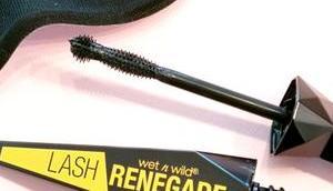 Mission Geheimwaffe: wild LASH RENEGADE Mascara