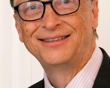 """Bill Gates """"spendet"""" 4,7 Milliarden aus Microsoft-Aktien"""