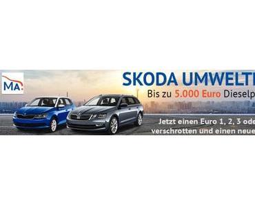 Der Skoda Bye-Bye-Bonus