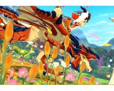 """Monster Hunter Stories Demo — ein völlig neuartiges RPG der """"Monster Hunter"""" Serie?"""