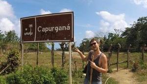 Karibik Capurganá Grenze Panama