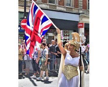 Der Fluch des Kolonialismus holt Brexit-Britannien ein