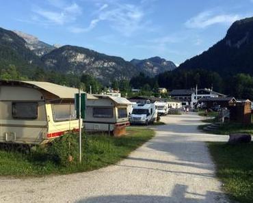 Campingplatz Grafenlehen – Zeltidylle im südöstlichsten Zipfel Deutschlands