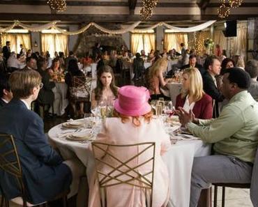 Ungeliebte Seelen wie Anna Kendrick sitzen auf Hochzeiten am TABLE 19