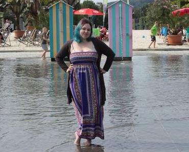 Outfit: Fake Beach Day im Sauerlandpark Hemer