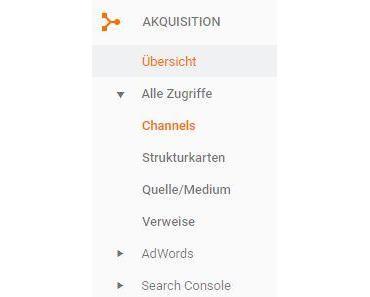 So siehst du mit Google Analytics woher dein Traffic kommt