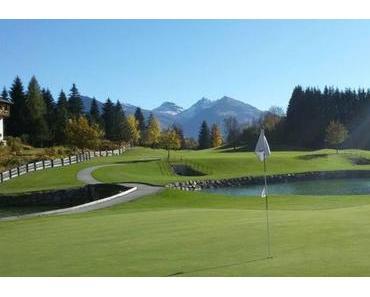 Golfurlaub in den Kitzbüheler Alpen