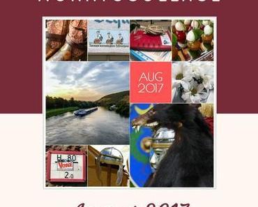 Mein August 2017 – Monatscollage und Monatsrückblick