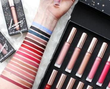 NABLA Dreamy Matte Liquid Lipstick Bundle