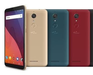 Wiko View/XL/Prime: Erschwingliche 18:9 Smartphones auf der IFA präsentiert