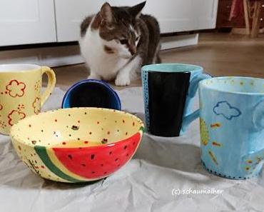 Freizeitempfehlung Madebyyou - Keramik selbst bemalen