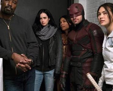 [Serie] Marvel's The Defenders [Staffel 1]