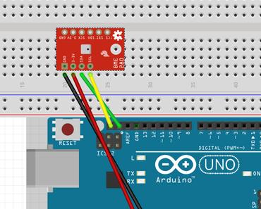 Arduino: Der BME280 Sensor