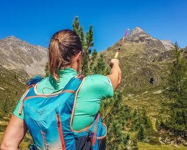 Trail & Climb am Glödis: einsam auf 3.000