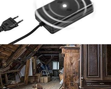 Marder-Frei Indoor LED – Marderabwehr durch Schall und Licht