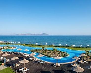 All over Pools im griechischen Paradies: Hotel Astir Odysseus Kos