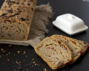 #Synchronbacken 20 - Mein No Knead Brot