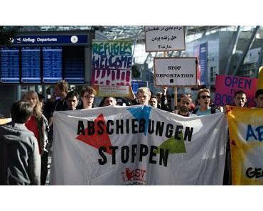 Irrenhaus Deutschland: Was sie über die Abschiebung von Düsseldorf wissen sollten